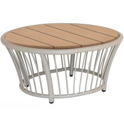 Alexander Rose Cordial Lounge Side Table