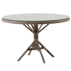 Sika Design Grace 120cm Round Dining Table