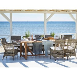 Sika George & Marie 8 Seater Dining Set