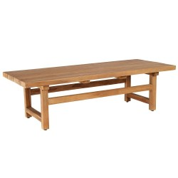 Sika Julian Teak Coffee Table