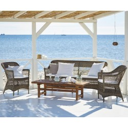 Sika Charlot 3 Seater Sofa Set