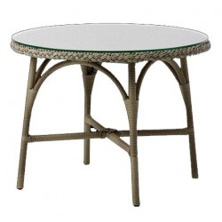 Sika Victoria Round Coffee Table