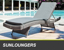Alexander Rose Monte Carlo Sunloungers