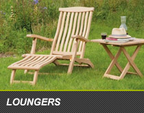 Alexander Rose Roble Loungers