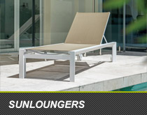 Westminster Madison Sunloungers