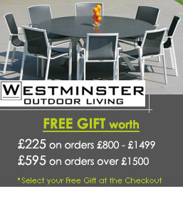 Westminster Free Gift Offer