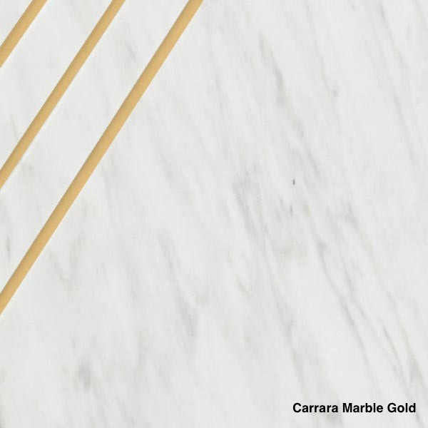 Cararra Marble Gold