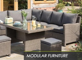 Garden Modular Furniture