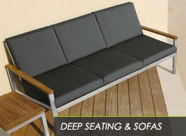 Garden Deep Seating and Sofas